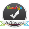 Spelling Monster (mobile app) is FamigoAPProved